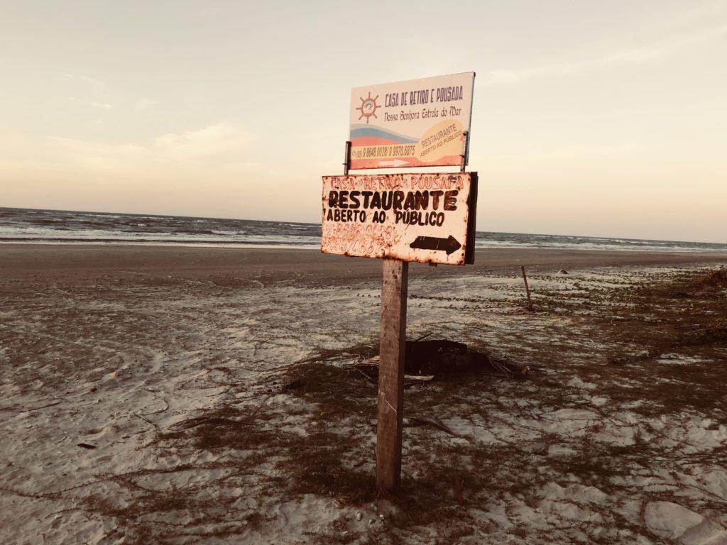 Sign in Mundau