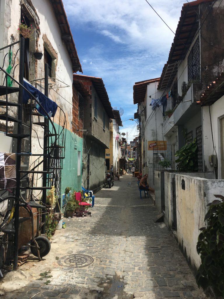 Fortaleza - street