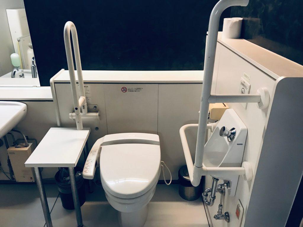 Tech Toilet