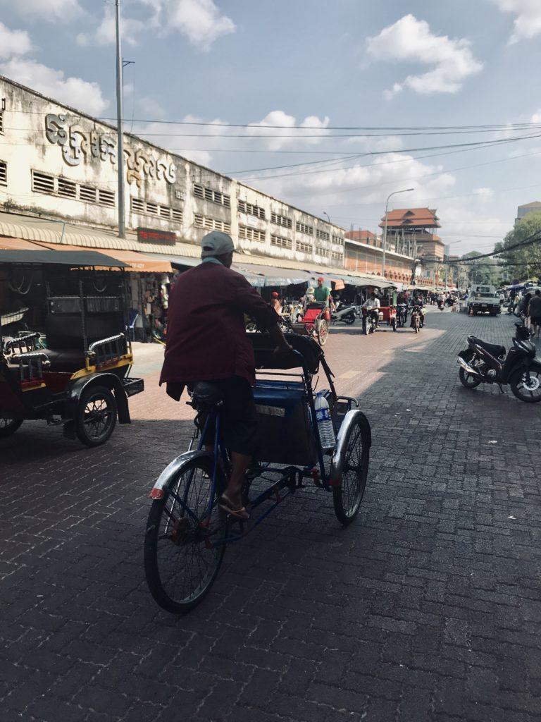 Transport in Phnom Penh