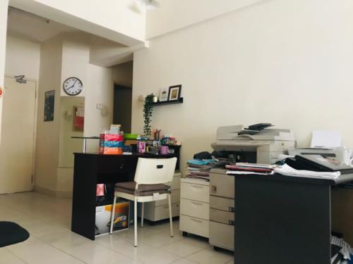 SOHOland working room